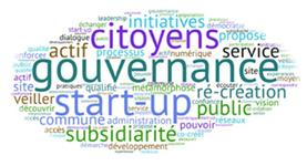 Gouvernance publique, esprit start up
